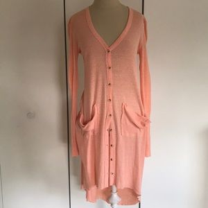 Free People Beach cover-up